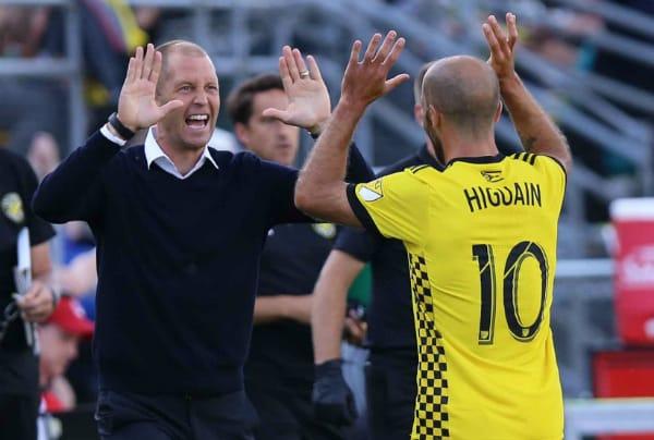 MLS: Columbus Crew SC vs. Seattle Sounders FC