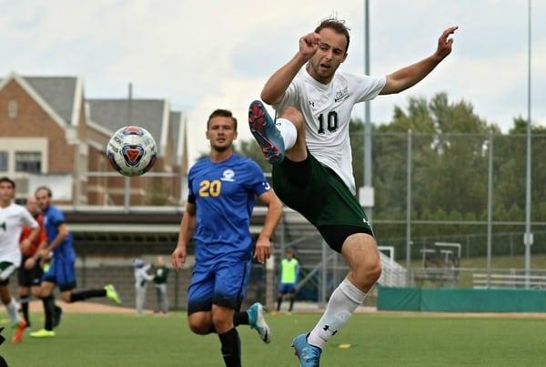 Men's College Soccer: Mercyhurst vs. Notre Dame College