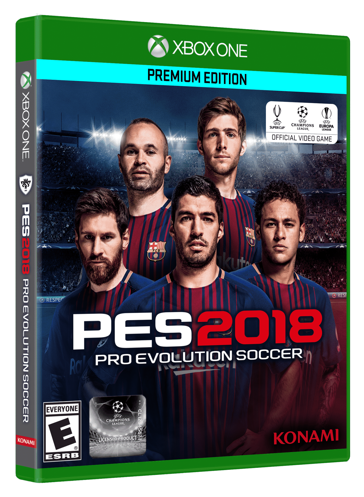 7d0e18d49975b Pro Evolution Soccer 2018 (Review). Home Product News and Reviews Pro  Evolution Soccer 2018 ...